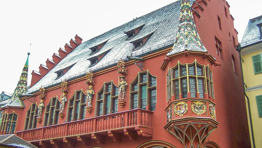 Show item 5 of 6. Discover Freiburg in 60 Minutes with a Local