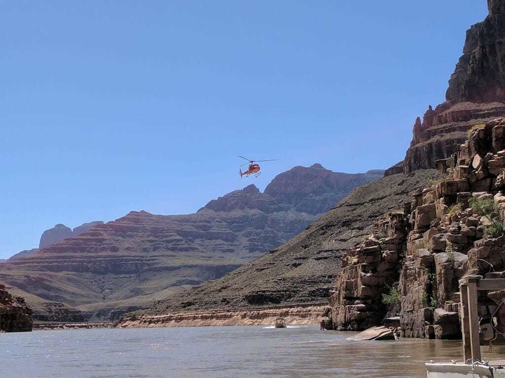Half-Day Grand Canyon Tour with River Cruise & Lunch