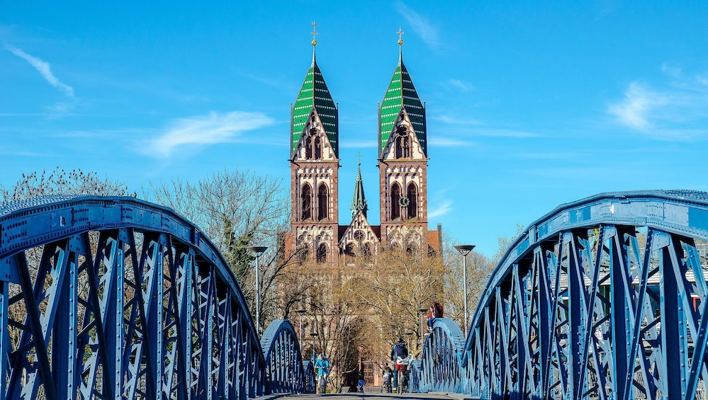 Show item 4 of 6. Photogenic Freiburg with a Local
