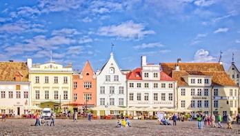 Photogenic Tallinn with a Local