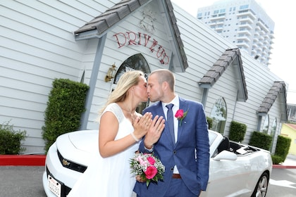 Drive-Thru Wedding