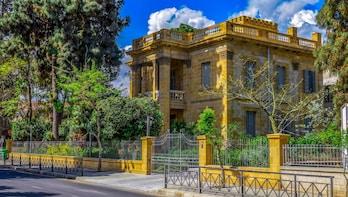 Architectural Walk of Nicosia with a Local