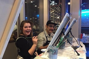 Painting Class to Explore Your Inner Artist