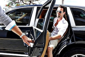 Private Departure Transfer from Vieques Hotel to San Juan Cruise Port