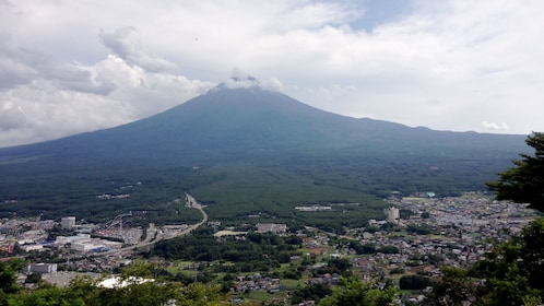 Mountain view in toyko