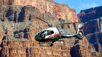 Grand Canyon VIP 6-in-1 West Rim Tour & Helicopter Landing