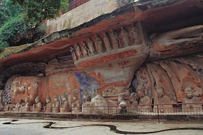 1-Day Chongqing Dazu Rock Carvings Private Tour With the Lunch