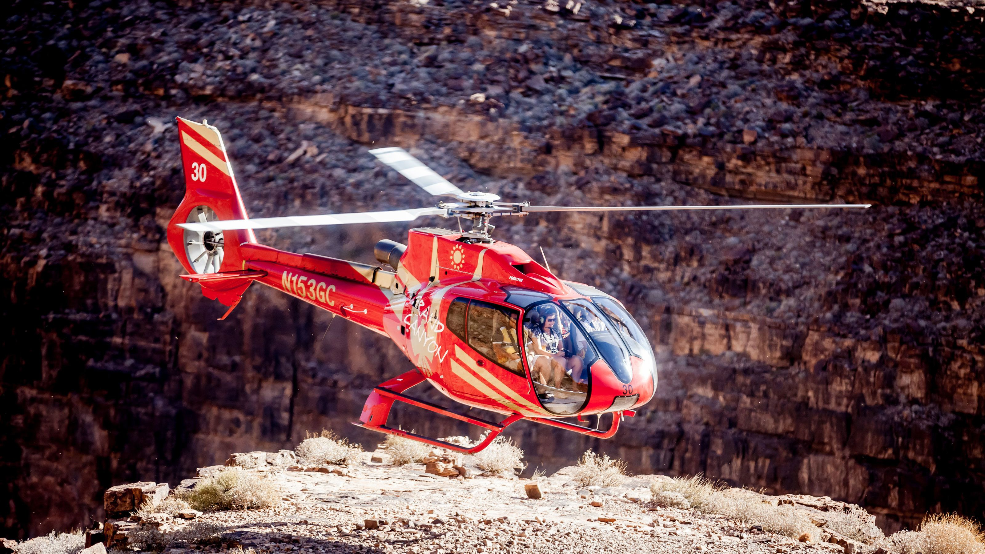 Grand Celebration West Rim Helicopter Landing Tour