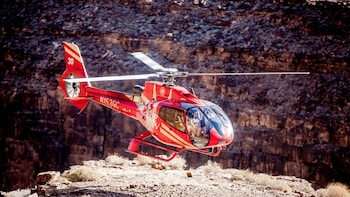 Grand Celebration West Rim Helicopter Landing Tour