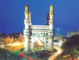 Hyderabad sightseeing with monuments entrances