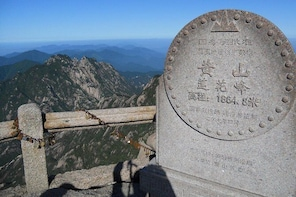 All-Inclusive Private Tour: Huangshan Mountain Exploration With Round-Trip ...