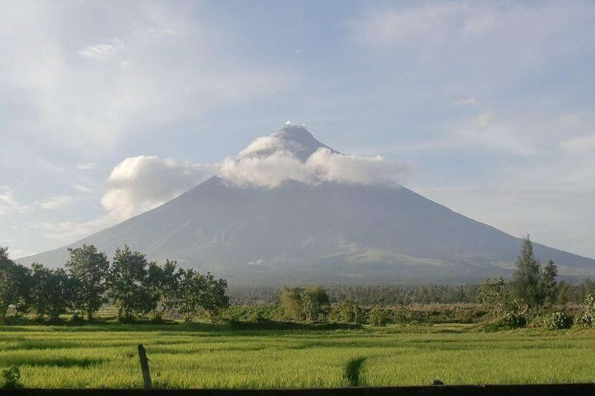 Full Day Albay Bicol Tour with Mayon Skyline