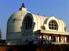 Kushinagar where Buddha attained Mahaparinirvana