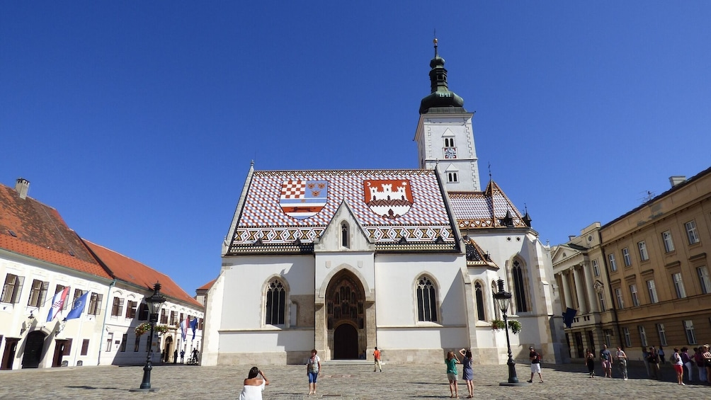 Show item 5 of 9. Private Transfer - Zadar to Zagreb - Optional Sightseeing