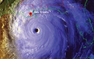 New Orleans Hurricane Katrina-tour met vervoer