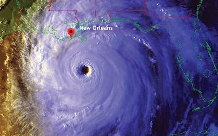 New Orleans Hurricane Katrina Tour w/ Transportation