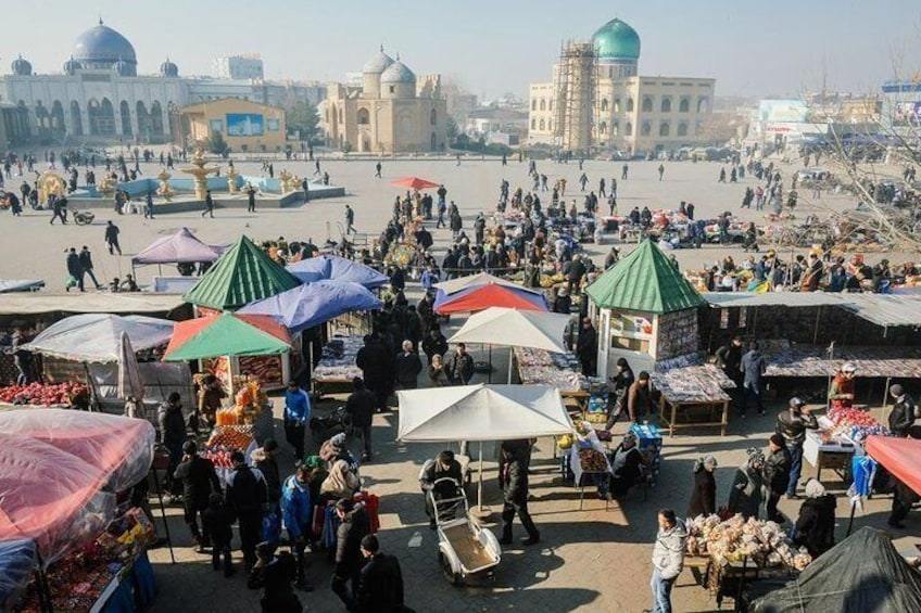 Khujand Day Tour from Tashkent