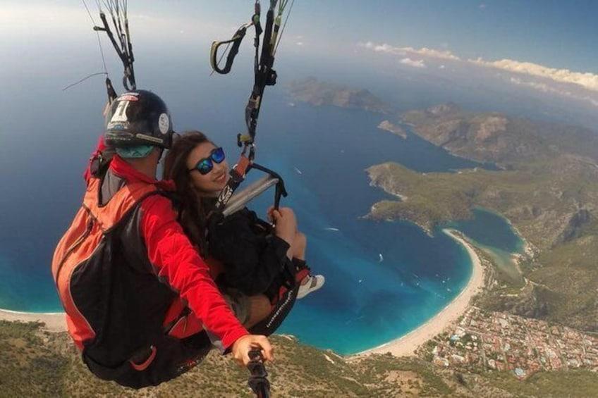 Show item 5 of 6. Atmos Paragliding-Oludeniz, Fethiye, Turkey