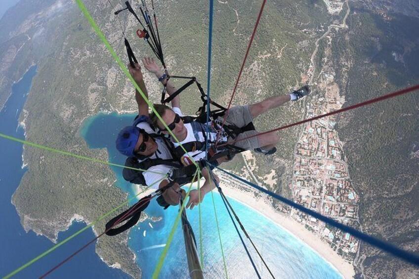 Show item 4 of 6. Atmos Paragliding