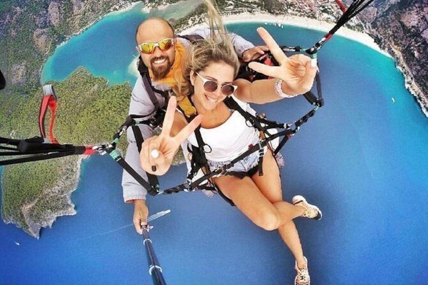 Show item 1 of 6. Atmos Paragliding-Oludeniz, Fethiye, Turkey
