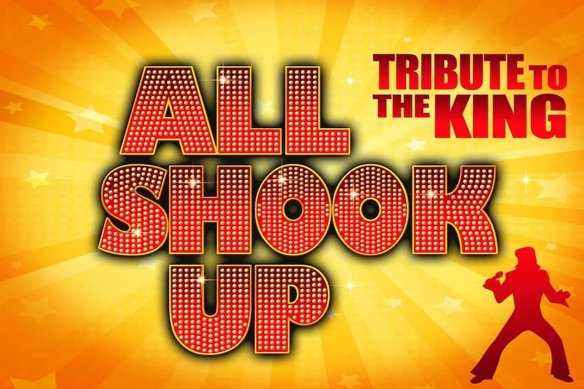 Show item 1 of 10. All Shook Up, Tribute to the King