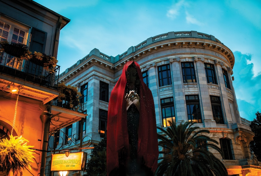 Show item 1 of 10. New Orleans Ghosts & Spirits Nighttime Walking Tour