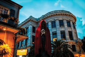 New Orleans Ghosts & Spirits Nighttime Walking Tour