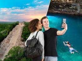 Coba ruins and Mayan Experiences Tour