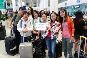 Kuala Lumpur International Airport To Mersing Jetty