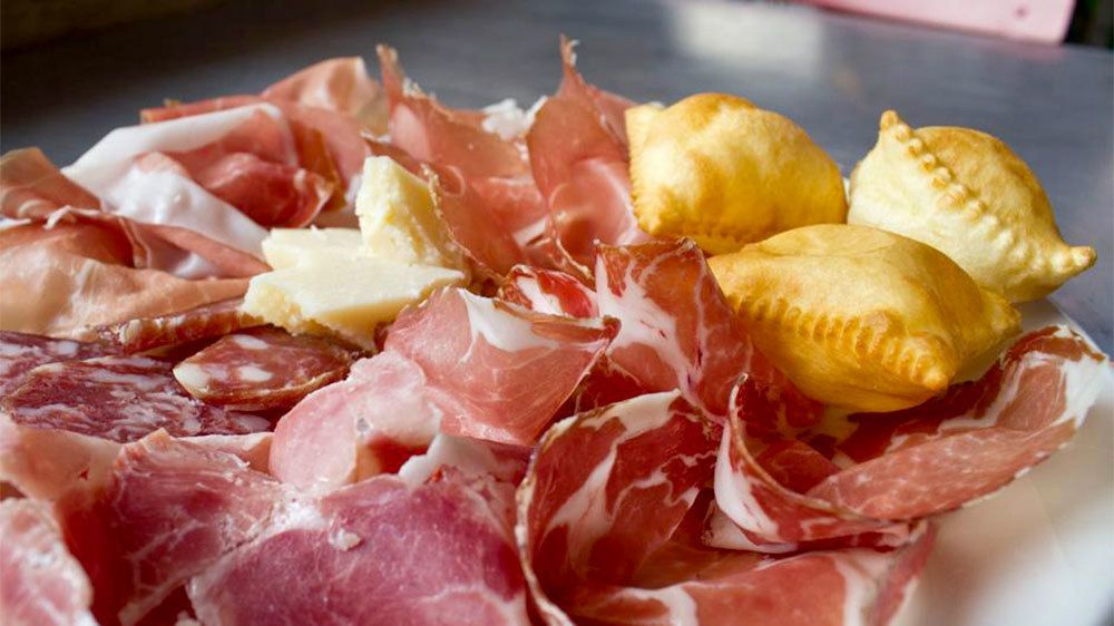 cured meats in Milan