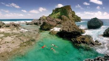 Forbidden Island + Grotto Snorkeling