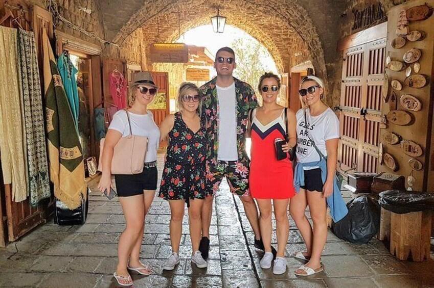 Jeita Grotto, Harissa & Byblos - Day Tour from Beirut