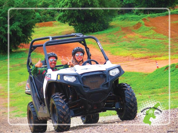 Show item 3 of 7. Mañagaha Island & Off-Road Buggy Tour