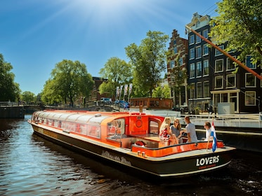 Efteling Theme Park Entrance Ticket & 1-Hour Canal Cruise