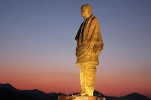 Full Day Trip to Statue of Unity from Ahmedabad