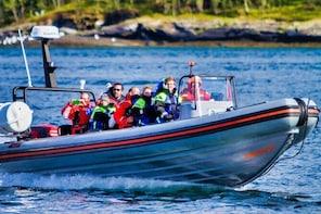 RIB-boat excursion to beautiful Hella 11:00