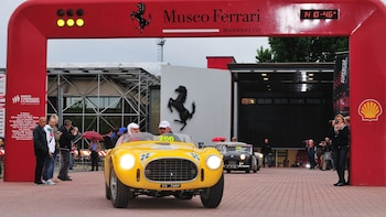 Ferrari Tour with Lunch & Vinegar Tasting