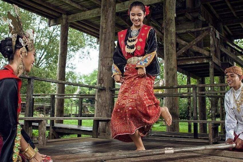 Show item 1 of 4. Sarawak Cultural Village Tour (Morning)