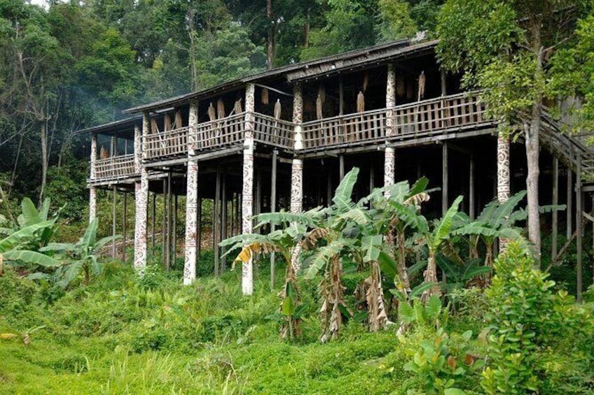 Show item 4 of 4. Sarawak Cultural Village