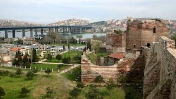 A antiga cidade de Constantinopla - Passeio da Era Bizantina