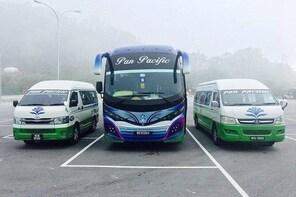Departure Transfer from Port Dickson to KLIA/KLIA2