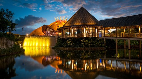 Cirque Du Soleil's Joya pavillion in Cancun