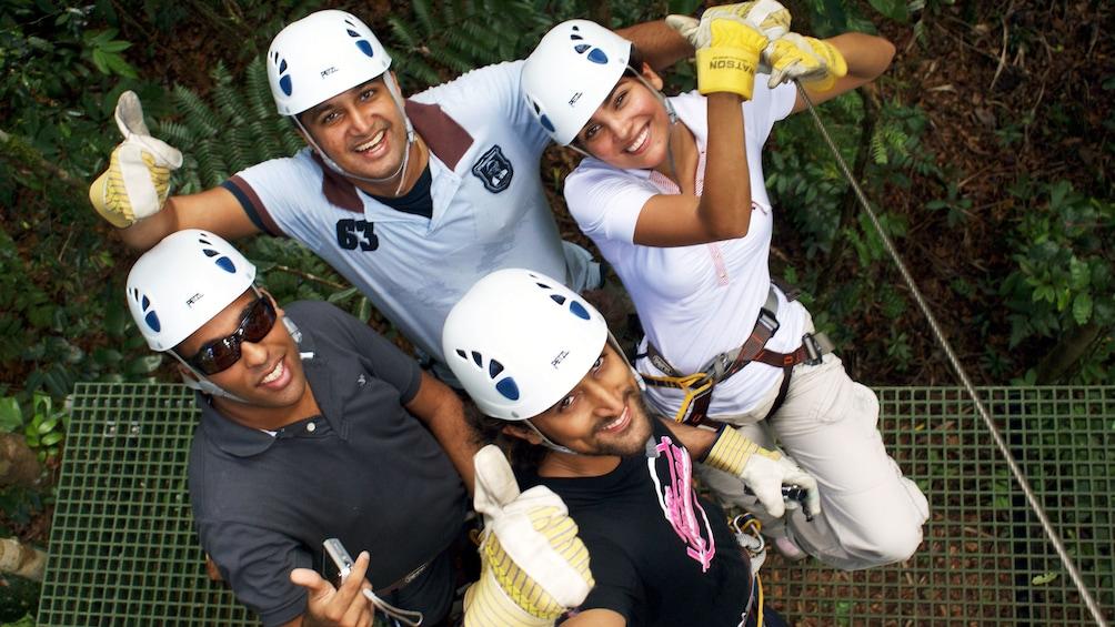 zipling group in fiji