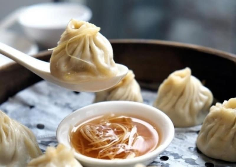 Show item 2 of 10. Massage & Dinner at Michelin-Starred Din Tai Fung