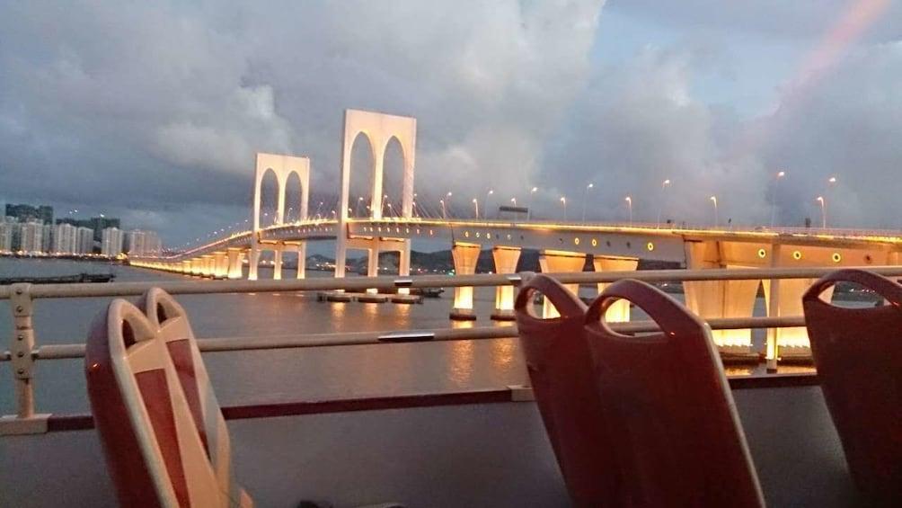 Show item 2 of 7. Macau Open Top Bus Tour