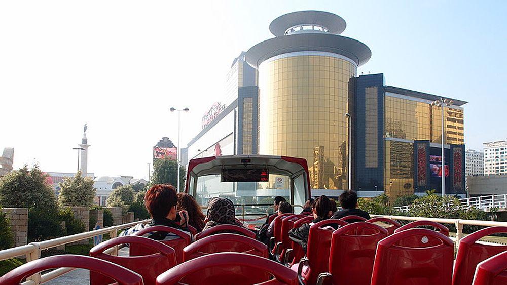 Tur Bus Wisata dengan Tiket Masuk Macau Tower
