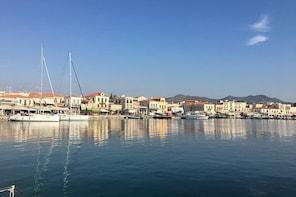 Self-Guided City Tour of Aegina