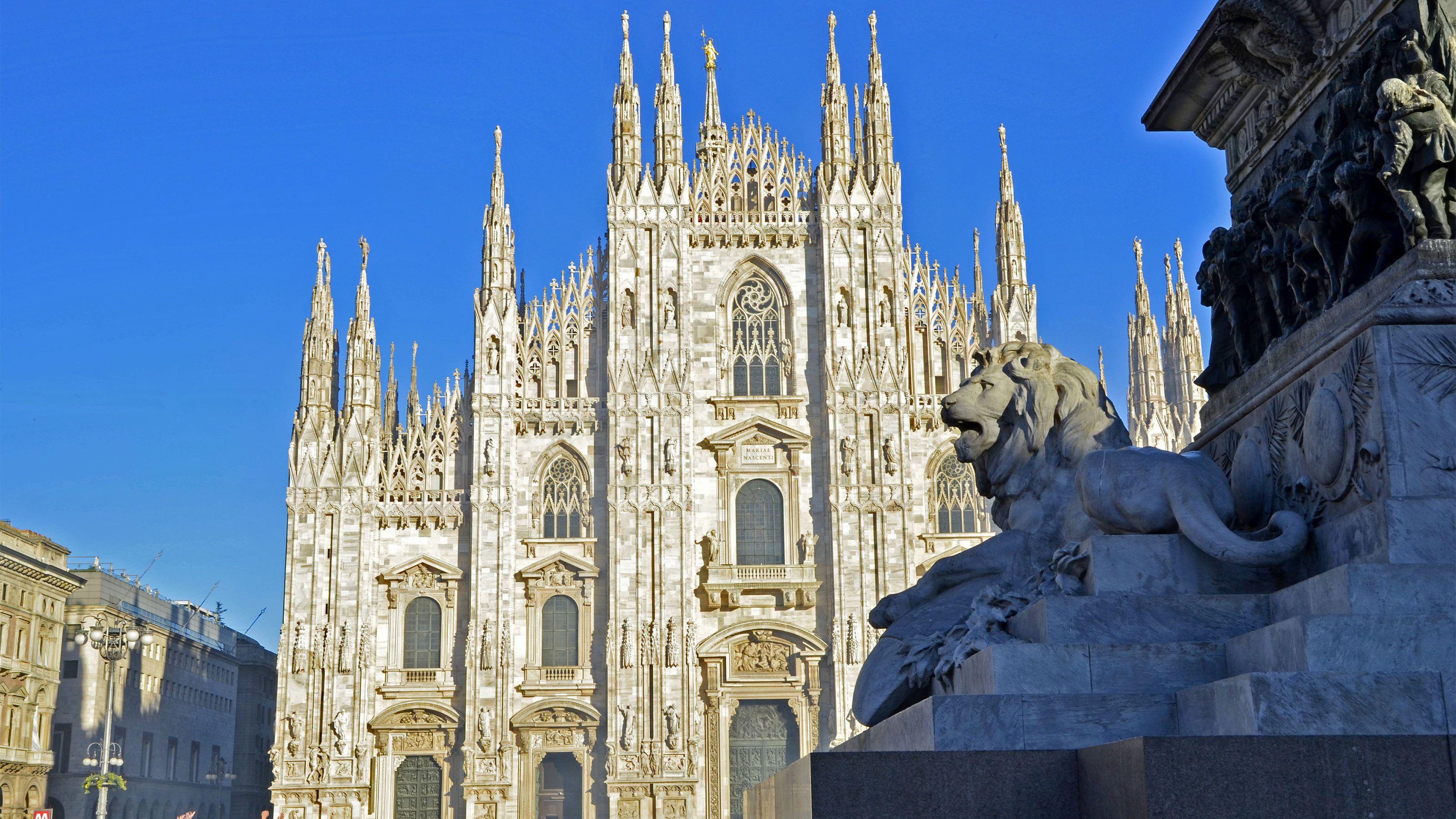 Toegang zonder wachtrij: rondleiding door de Duomo