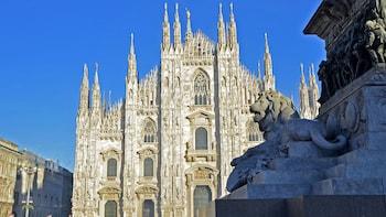 Billet coupe-file : visite guidée du Duomo de Milan