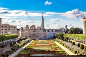 Full- Day Tour to Brussels from London with Eurostar Train